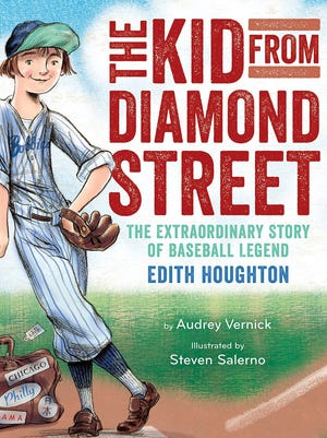 """The Kid from Diamond Street"" by Audrey Vernick"