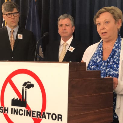 Opponents of Finger Lakes trash incinerator bring battle to Albany