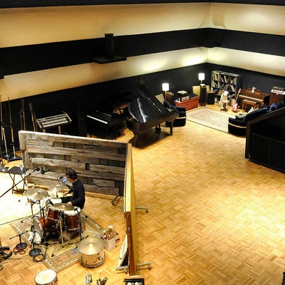 RCA Studio A Over the Years