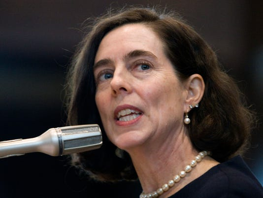 AP OREGON GOVERNOR NEXT IN LINE A USA OR