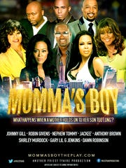 """Priest Tyaire presents a huge cast of stars with """"Momma's"""