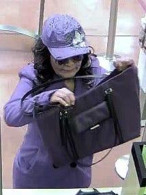 The Wells Fargo robbery suspect.