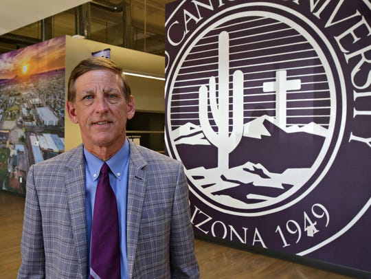 Brian Mueller, president and CEO of GCU, said the company's
