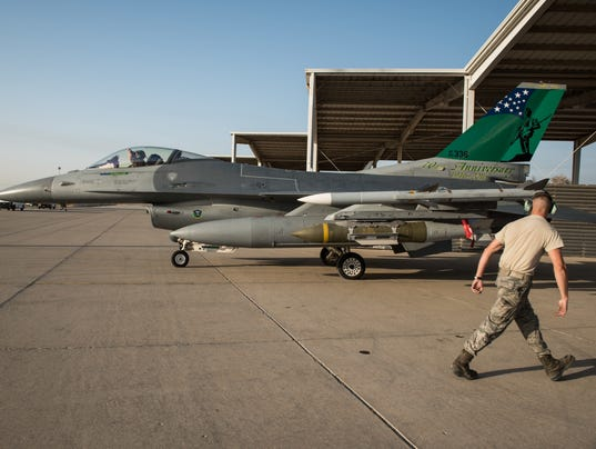 407th AEG continues combat ops