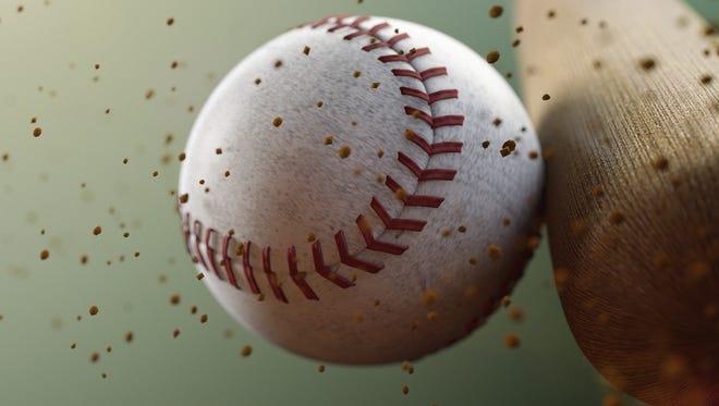 High school baseball scores from around the region.