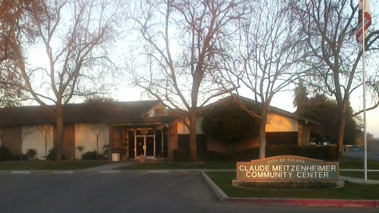 The Claude Meitzenheimer Community Center, 830 S. Blackstone