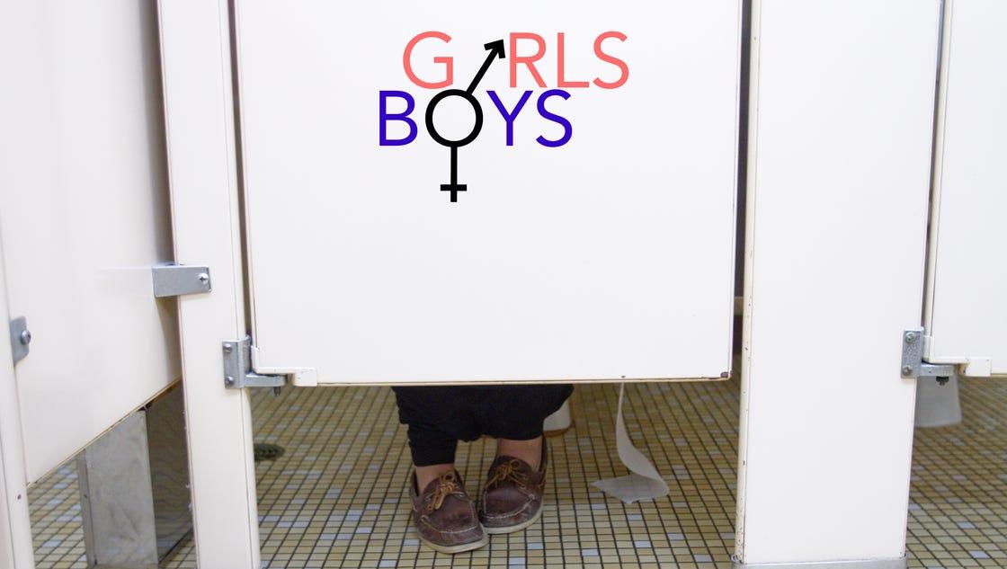 Schools work to address transgender bathroom issue for Support for transgender bathrooms