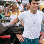 """This image released by Paramount Pictures shows Barry Pearl as Doody in the 1978 film, """"Grease."""" Pearl, 65, will make a cameo in """"Grease: Live,"""" as a TV producer in the Fox production airing live on Sunday."""