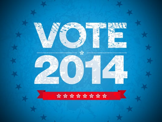 Primary election results 2014