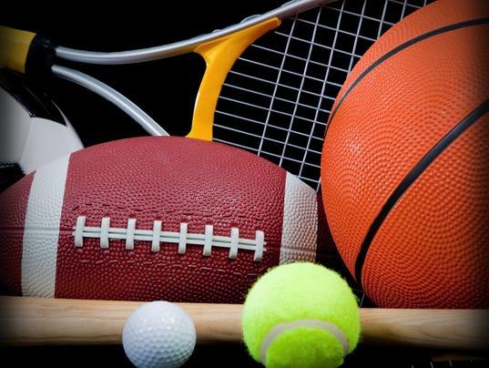 Presto graphic Sports Roundup