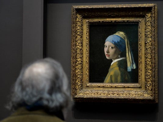 US-NETHERLANDS-VERMEER-DUTCH PAINTINGS