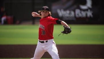 Ex-Bobcats Martin, Sawyer selected in MLB Draft