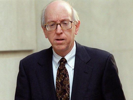 Judge Richard Posner of the U.S. Court of Appeals for