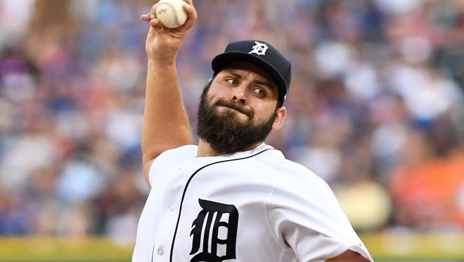 Tigers pitcher Michael Fulmer will miss at least his next two starts.