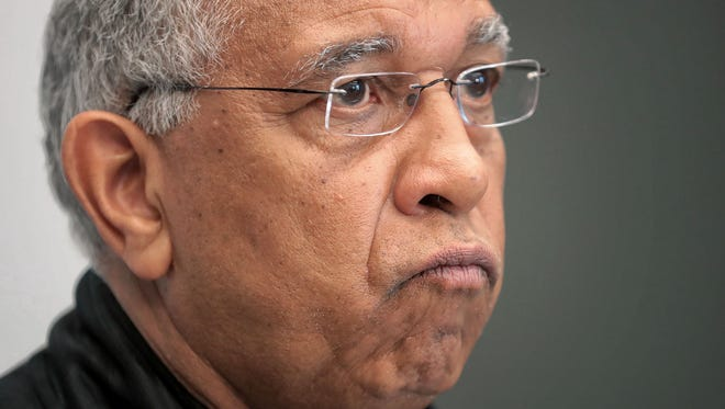Tubby Smith's future as coach of the Memphis men's team has come into question recently.