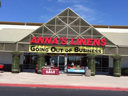 Anna's Linens stores to close