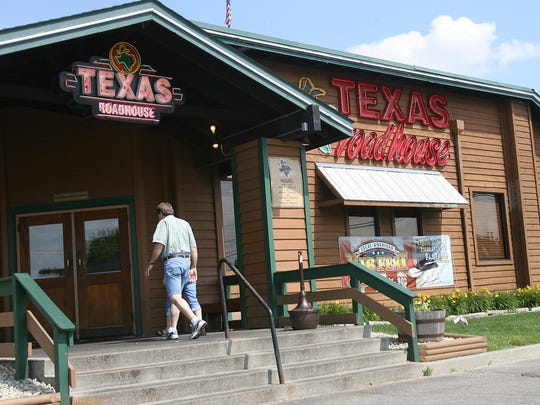 The Muncie Texas Roadhouse is shown in this file photo