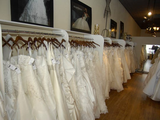 Bridal Boutique in the East Village