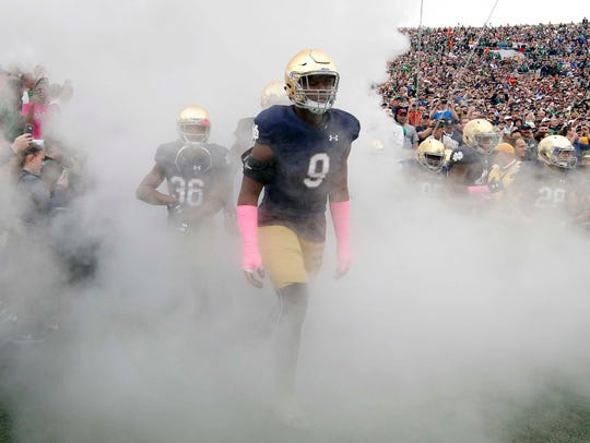 Daelin Hayes will be asked to provide a pass rush this