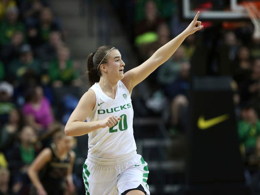No. 5 Oregon women beat Washington in Pac-12 opener
