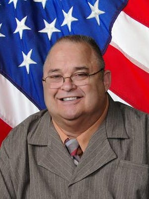 Fairfield County commissioner Mike Kiger. Kiger and his wife were not hurt in a motor vehicle crash Saturday.