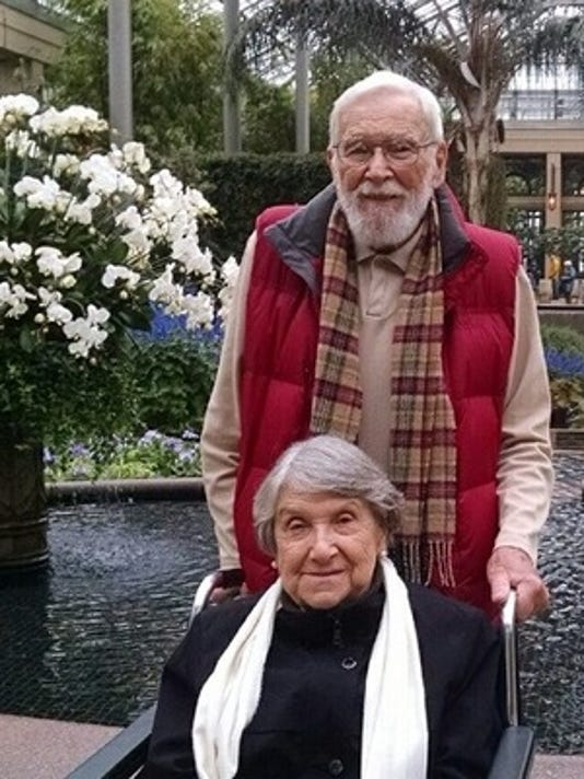 Anniversaries: Luther Herman & Jeanette Herman
