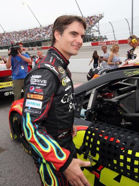 NASCAR Darlington Gordon Auto Racing
