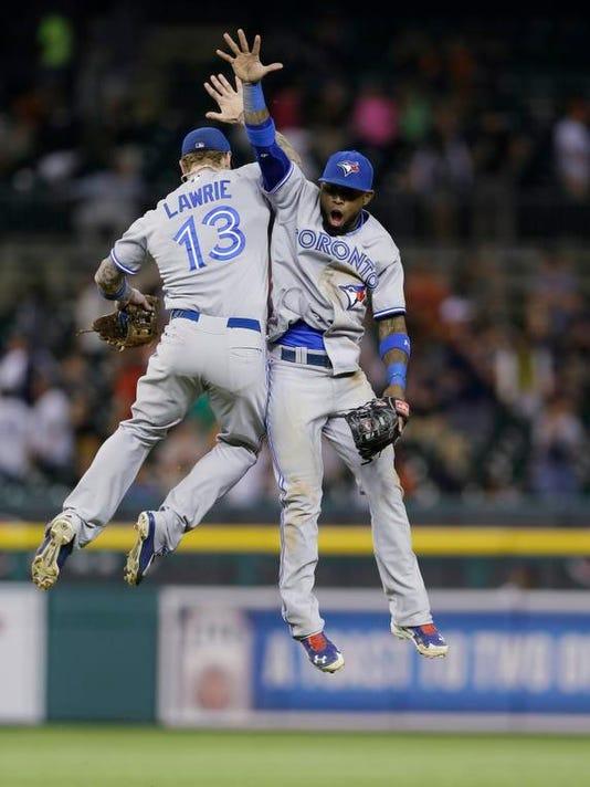 Blue Jays Tigers Baseball (2)