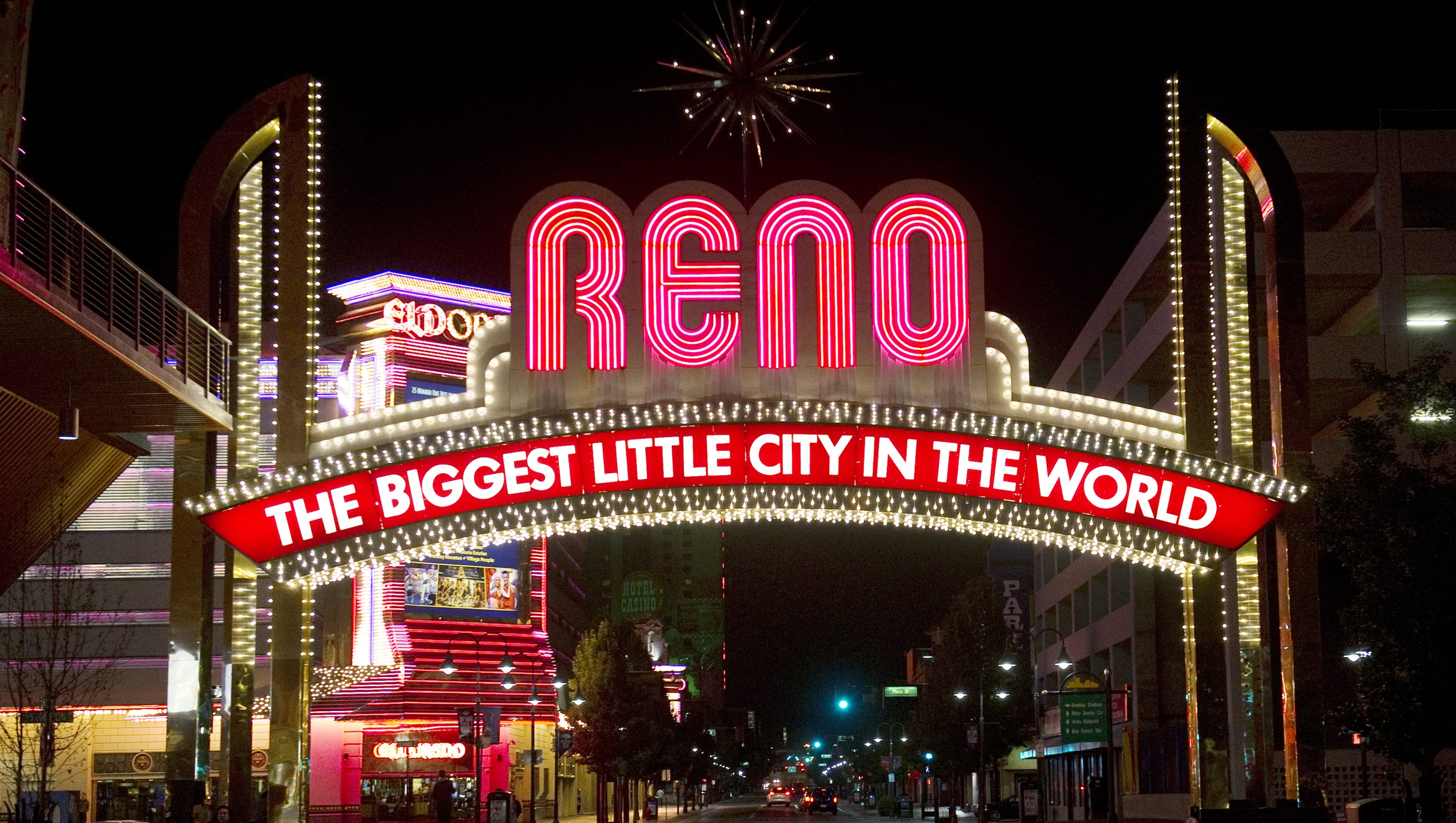 Image result for reno arch