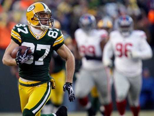 how packers wr jordy nelson ranks among their alltime