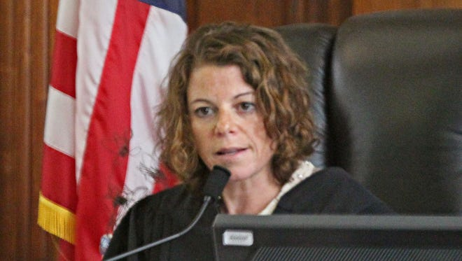 Milwaukee County Circuit Court Judge Rebecca Dallet.