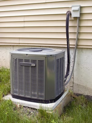 Your central air conditioning unit needs to be covered for the winter. At the very minimum you need cover the top.
