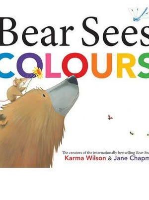 'Bear Sees Color' by Karma Wilson