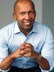 """""""Just Mercy"""" author Bryan Stevenson, whose memoir was chosen as the 2015 One Book, One Community selection for East Lansing."""
