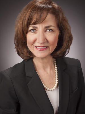 Cynthia Danner, Rhode Island Hospital's new senior vice president and chief nursing officer.