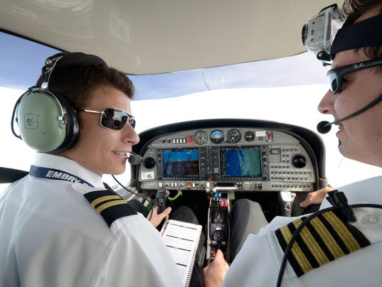 Airlines Hire Pilots As Shortage Looms