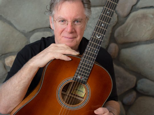 John Sebastian performs on March 30, 2018.