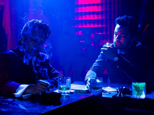 Jesse Custer (Dominic Cooper) meets a new host of characters
