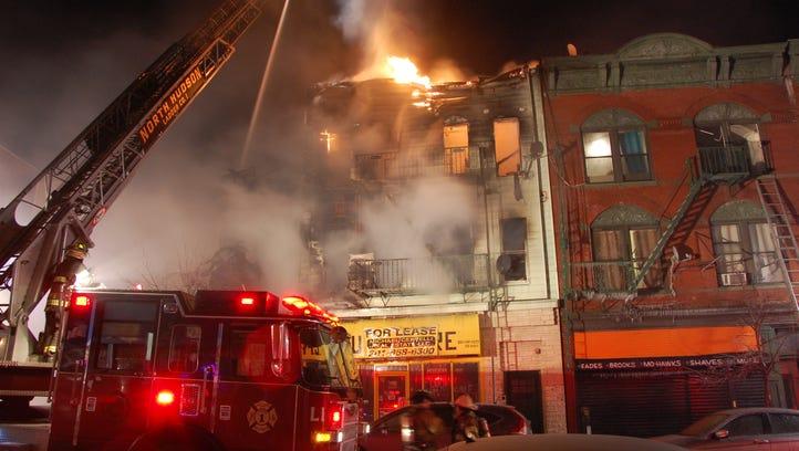 Tobin: Union City church damaged in fire will be rebuilt