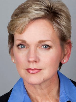 Former Michigan Gov. Jennifer Granholm