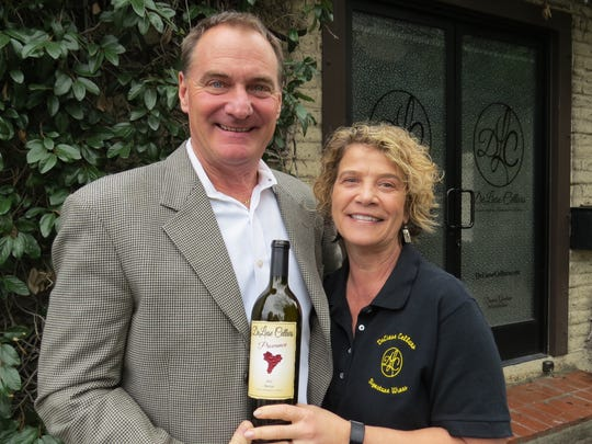 Dennis and Marliese Graham are the husband-and-wife owners of DeLiese Cellars, which opened its Thousand Oaks tasting room in December. It is one of five local labels participating in Wine N Roses.