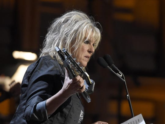 Lucinda Williams is among the acts for 2017 Red Ants
