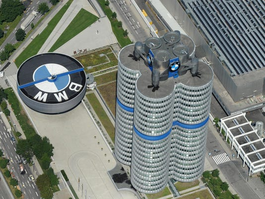 GERMANY-OLY-2018-MUNICH-AUTO-BMW