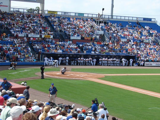 The City of Port St. Lucie has teamed up with the Treasure Coast Sports Commission and the St. Lucie Mets for a one-day event that will encourage kids to get outside and enjoy America's pastime.