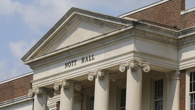 The University of Alabama board of trustees voted to change the name of Nott Hall  on Wednesday.