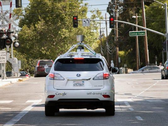 Driverless Cars-Google
