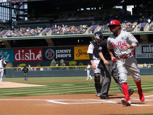Phillies Rockies Baseball (2)