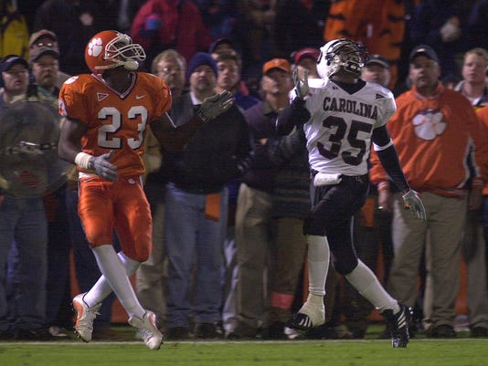 Clemson South Carolina Created Memorable Moments