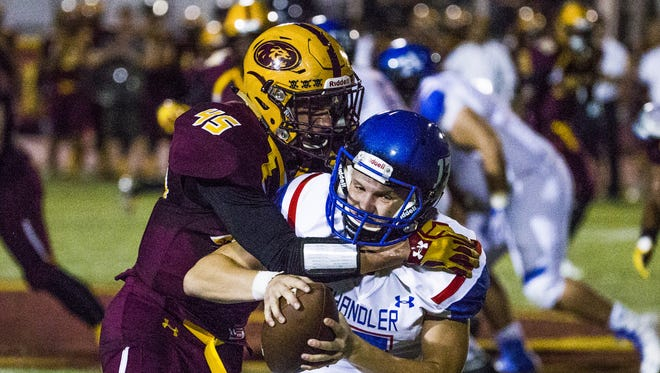 Are we headed for a Chandler vs. Mountain Pointe rematch in the title game?