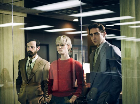 'Halt and Catch Fire' cast